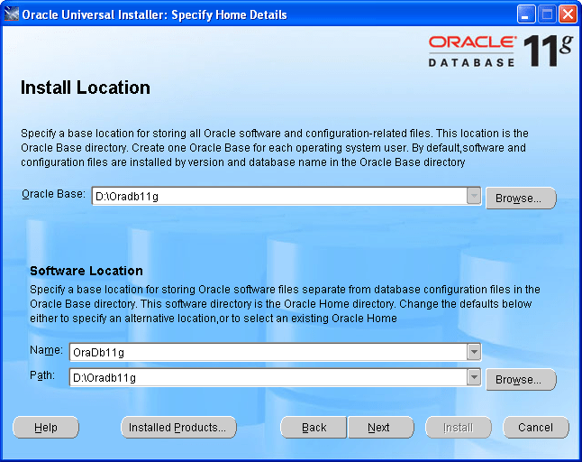 Step by Step Upgrading Oracle 10g to Oracle 11g (4/6)