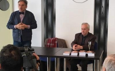 (VIDEO) Mihai Buznea – a 8-a lansare de carte