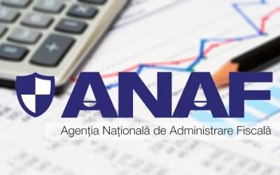 ANAF va transmite notificări tuturor contribuabililor care nu au depus declarațiile fiscale și care nu au solicitat regim derogatoriu