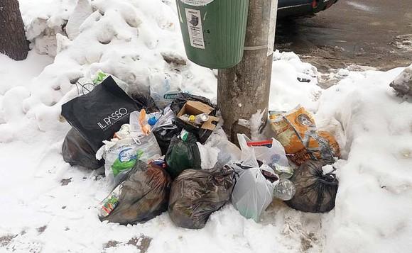 Bacăul aruncat în criza gunoiului. Eco Sud a pus bariera la Celula 2 a depozitului de deșeuri. Vezi de ce (video)