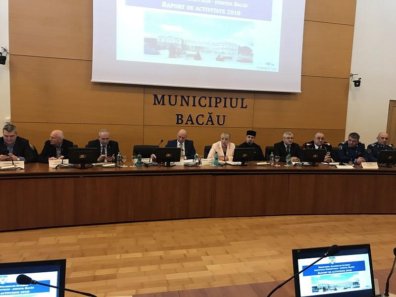 "Prefectura și-a făcut ""analiza"" pe 2018"