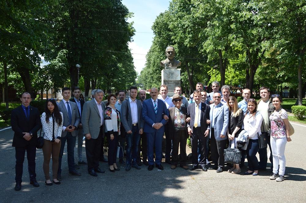 Liberalii băcăuani anunță că  susțin modernizarea Parcului Cancicov, dar nu transformarea acestuia într-un bâlci