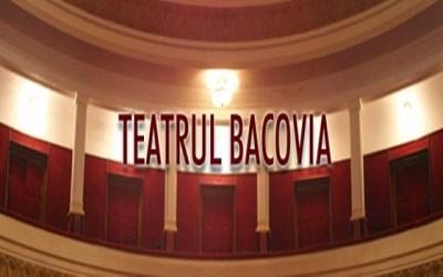 """Teatrul Municipal """"Bacovia"""" continuă programul """"Hai și tu la Teatrul meu!"""""""