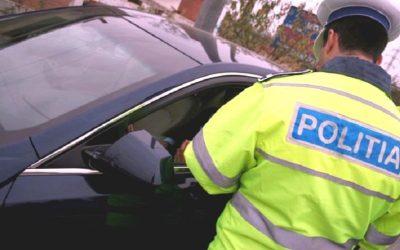 Razie a polițiștilor băcăuani: 48 de permise suspendate și 532 de sancțiuni contravenționale