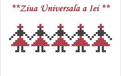 Ziua Universală a IEI va fi sărbătorită la Bacau