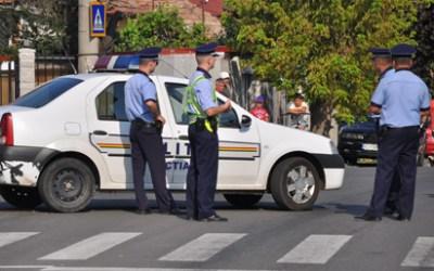 Polițiștii, la datorie pentru o minivacanță în siguranță