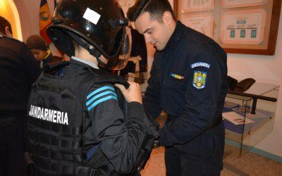 Jandarmi pentru o zi