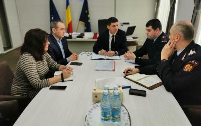 Proiect privind construirea spațiilor necesare funcționării Serviciului Mobil De Urgență