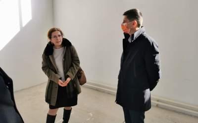"""Inspectarea spațiilor de tratament de la Stadionul ,,Letea"""""""