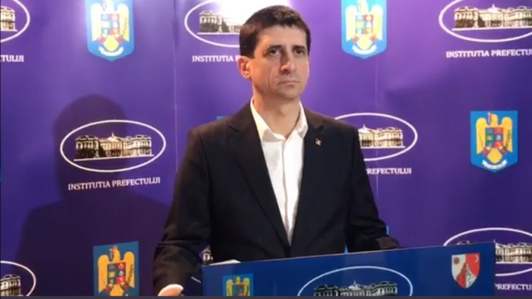 """Liviu Miroșeanu: ,,Toleranță zero față de nerespectarea măsurilor impuse"""""""
