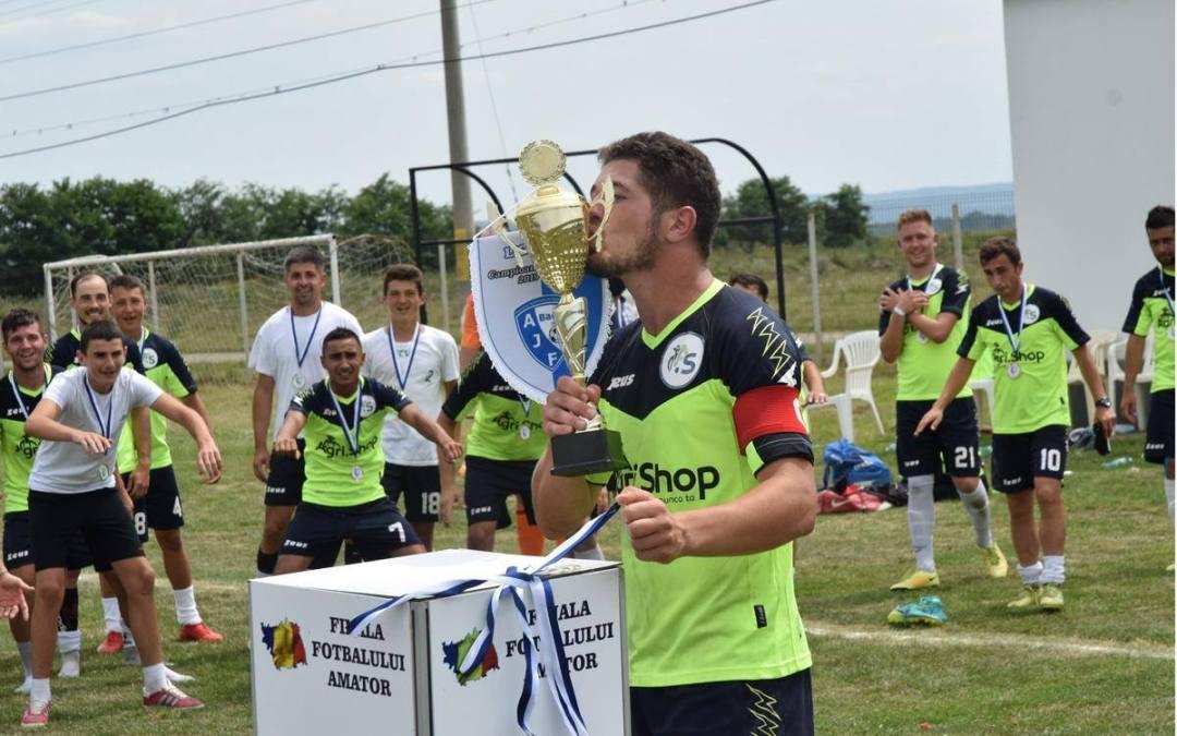 Viitorul Curița, campioana Ligii a IV-a