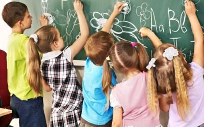 4.594 de cereri admise în prima etapă de înscriere a copiilor în învățământul primar