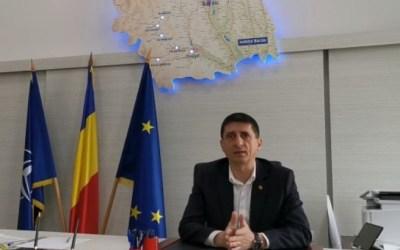 Liviu Miroșeanu, noul președinte al organizației municpale PNL Bacău