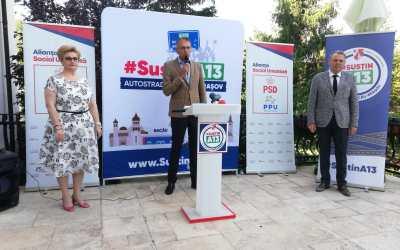 Sorin Umbrărescu, candidatul PSD la Primăria Bacău