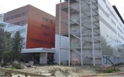 Consilierii liberali solicită o ședință de urgență pentru darea în folosință a etajelor 4 și 5 ale Spitalului Municipal Bacău