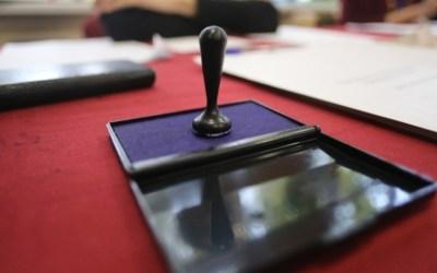 Au început activitățile de organizare pentru desfășurarea scrutinului electoral