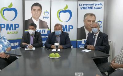 (VIDEO) Migrație a vechilor liberali spre PMP. Foști lideri ai PNL s-au înscris în PMP și candidează la alegerile locale