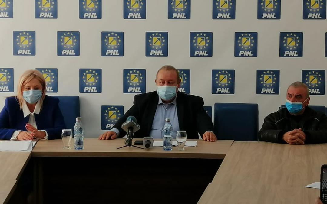 PNL: Ipocrizia Consiliului Județean Bacău, la cote maxime (VIDEO)