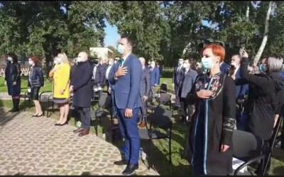 Primarul Lucian Stanciu-Viziteu și noul Consiliu Local au depus jurământul (VIDEO)