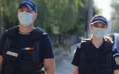 65 de tineri băcăuani au ales să se înscrie la examenul de admitere în școlile de subofițeri ale Jandarmeriei Române