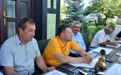 Ovidiu Marchiș, noul președinte al Lions Club Moldova