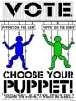 Vote - Choose your puppet!