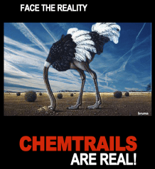 Chemtrails - Face the reality, Chemtrails are real!