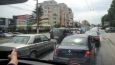 trafic in Timisoara