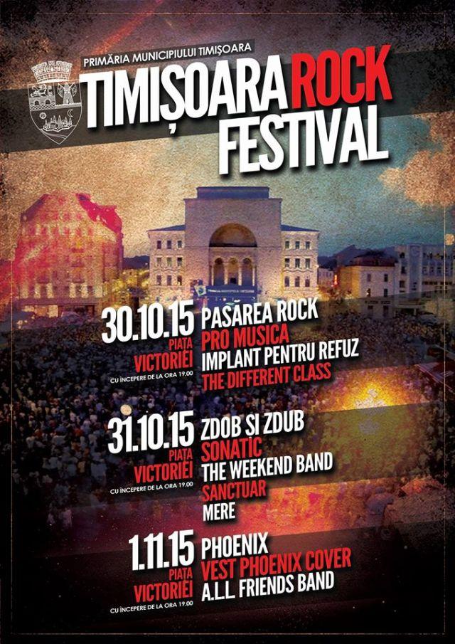 timisoara rock festival