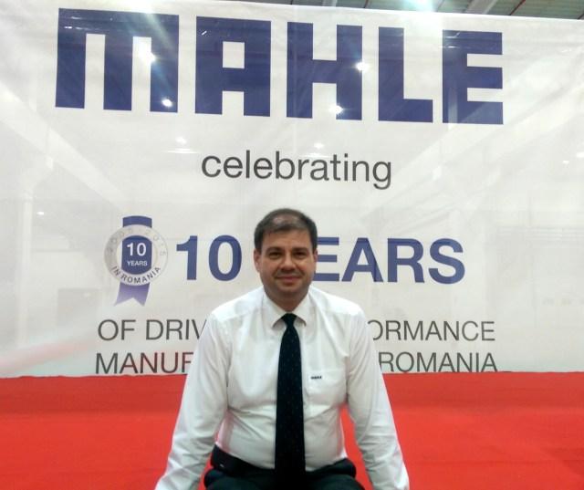 Cristian Leahu, director general MAHLE Romania 2