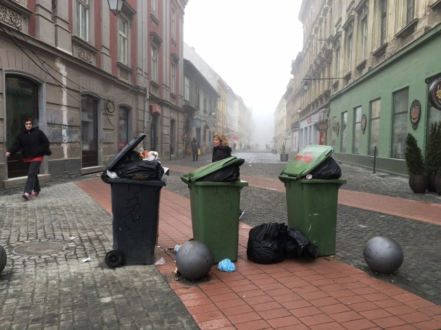 Se schimbă sistemul de colectare al gunoiului