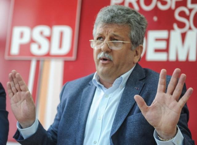 Florin Barsasteanu presedinte PSD Timisoara 21