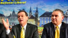 Ludovic Orban si Ben Oni Ardelean