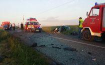 Accident rutier în Lipova. Foto: arhivă