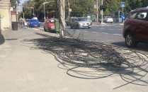 Grămezi de cabluri, Timișoara
