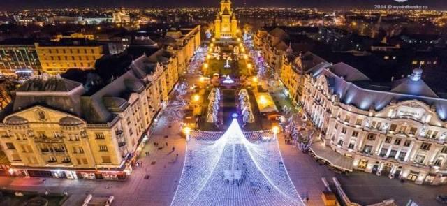 Târg de Crăciun Timișoara