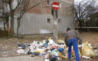 """Municipalitatea acuză """"camaraderie gunoaielor"""""""