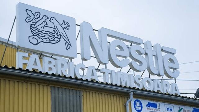 Nestlé Timișoara
