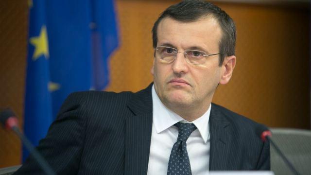 Eurodeputatul PLUS Cristian Preda