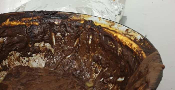 Imagini absolut de coşmar în bucătăria firmei de catering Dio Eden SRL