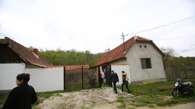 Casa lui Dumitru Prunariu