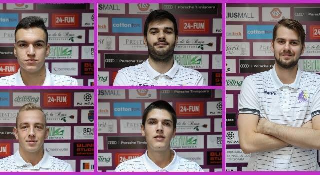 Provocare pentru tinerii de la SCM Timişoara. Turneul final 3x3
