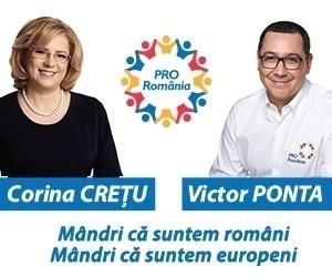 Pro România - alegeri europarlamentare