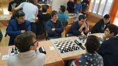 Șah la Ghiroda