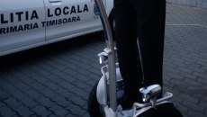 politist local pe segway