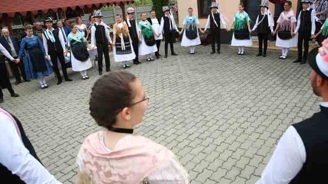 Kirwei, sărbătoarea șvabilor la Șandra