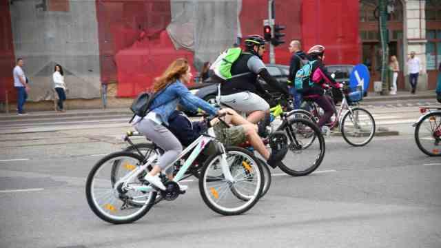 Eveniment la Timișoara: veniți cu bicicleta să pedalați împotriva poluării