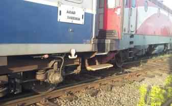 Trafic feroviar blocat