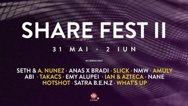 Share Fest, ediția a II-a