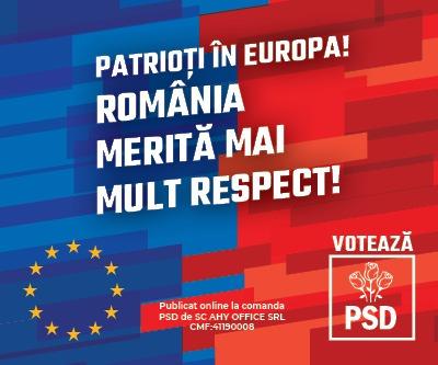 PSD alegeri parlamentare 2019